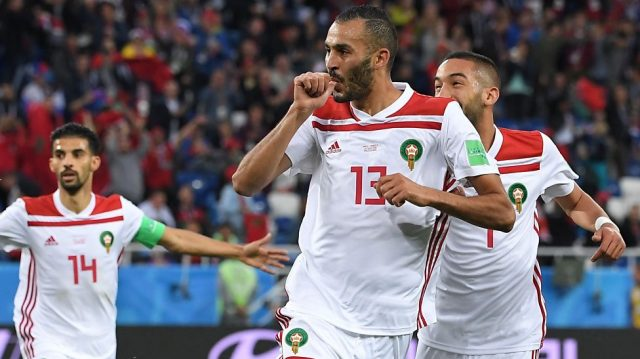 National Moroccan Team