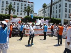 Opticians Return to Rabat to Protest Law Limiting Their Work Scope