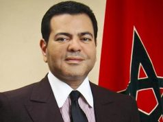 Prince Moulay Rachid Attends President Caïd Essebsi's Funeral