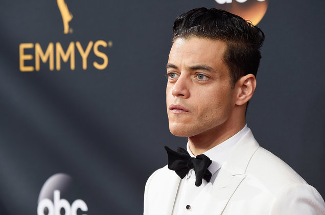 Rami Malek Tells Bond Director He Won't Play Muslim Terrorist