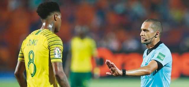 Referee Redouane Jiyed: Honoring the Legacy of Said Belqola