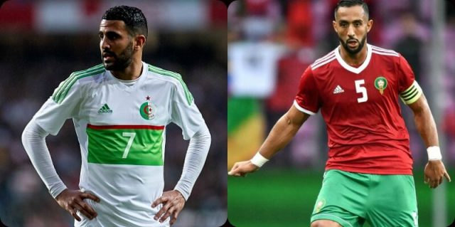 Hashtag Campaign Unites Moroccan and Algerian Football Fans