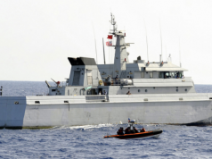 Royal Navy Rescues 161 Undocumented Migrants in Mediterranean
