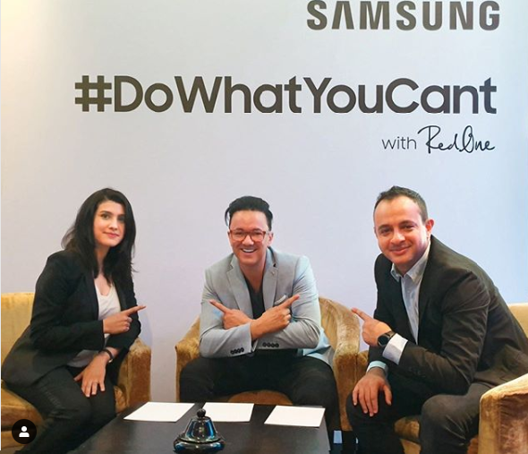 Samsung Launches 'Do What You Can't' Campaign with RedOne