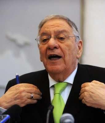 Secretary general of Algeria