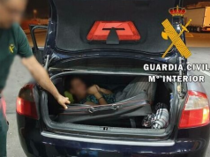 Spanish Police Find Woman Hiding in Car Trunk from Morocco's Nador