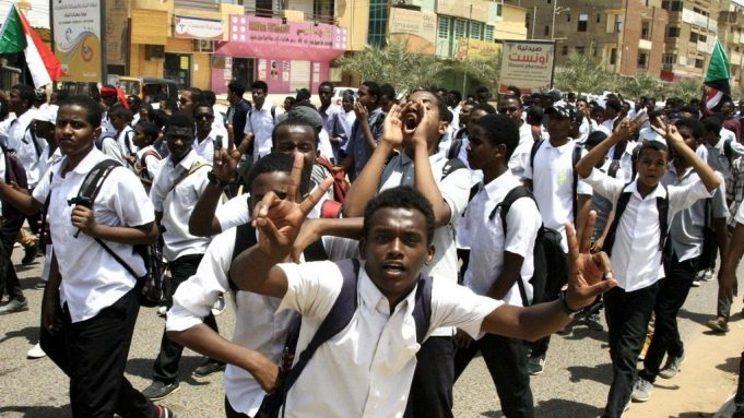 Schools Shutdown in Sudan After 5 Students Shot Dead at Rally