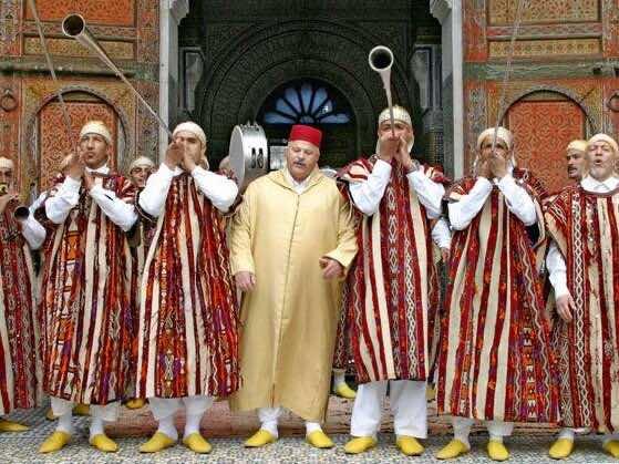 Suffi brotherhood in Fez