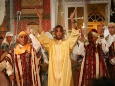 Sufi brotherhood in Fez