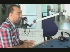 Suspended Radio Mars Host Adil El Omari Broadcasts Live On Air
