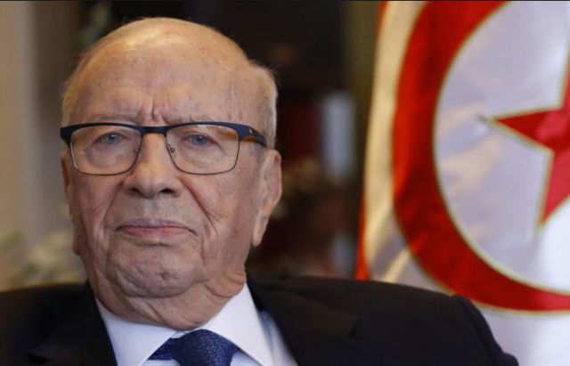 Tunisian President Beji Caid Essebsi's Death Ends a Six Decade Political Career