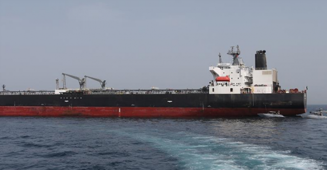 UK, Iranian IRGC Boats Attempt to Impede British Tanker in the Gulf