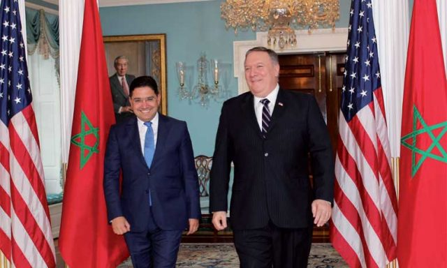US Secretary of State Congratulates Morocco on Throne Day, Reiterates Commitment to 'Strategic Partnership'