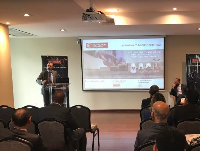 Upline Courtage Explains Private Insurance Options for Moroccan Small Businesses