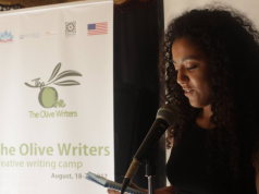 A Young Author's Experience at the Olive Writers Camp