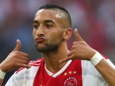 Ajax Reviews Ziyech's Exit Clause Amid Interest from Europe's Heavy Weights
