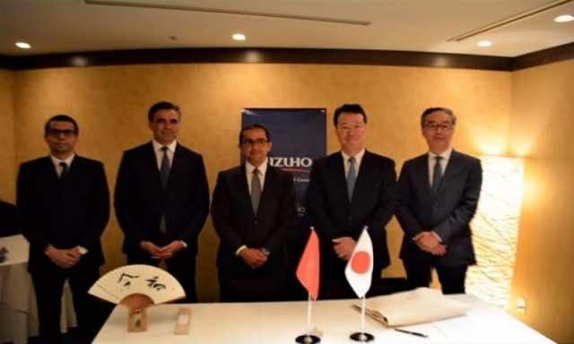 Attijariwafa Bank Signs MoU with Japanese Mizuho Bank