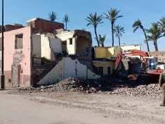 Authorities in Marrakech Demolish House Built in the Old Medina Ramparts