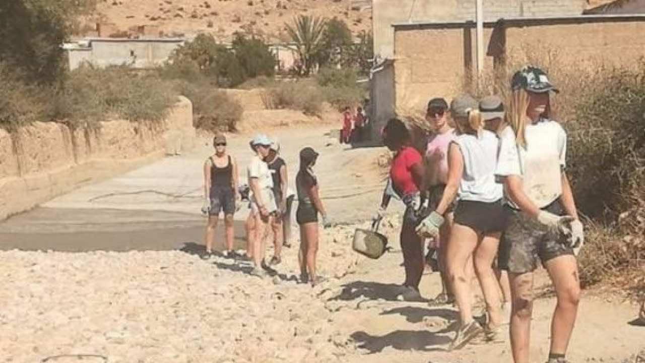 Belgian Organization Cancels Volunteer Projects in Morocco Following
