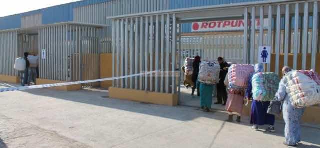 Ceuta Authorities Suspend Tarajal II Border Crossings