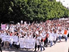Euro-Mediterranean Human Rights Monitor Supports Medical Students Protests