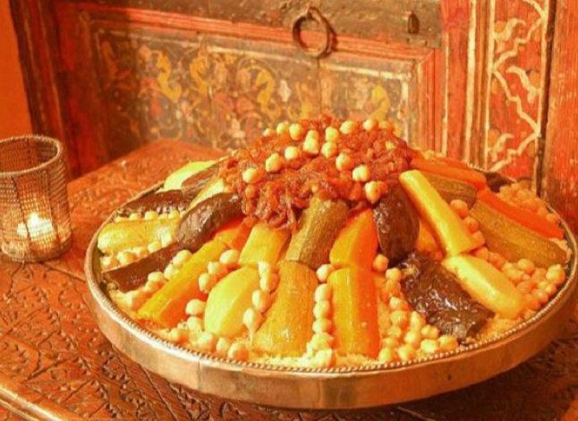 Friday Couscous, Morocco's Most Valued Tradition