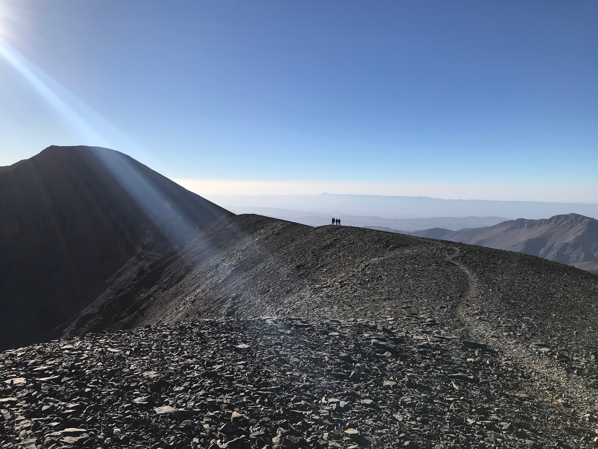 Hiking the Mgoun Summit, Morocco's Third Highest Peak