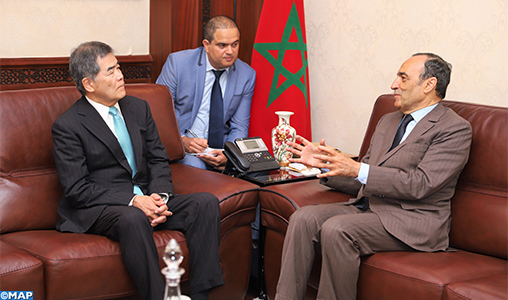 Japanese Ambassador Reiterates 'Unchanged' Support for UN-Led Process in Western Sahara