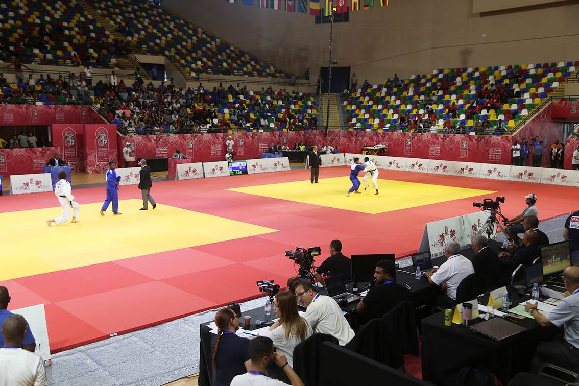 judo African Games Rabat 2019