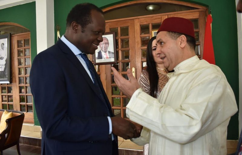 Kenya Seeks Morocco's Support in Bid to Secure Seat at UN Security Council