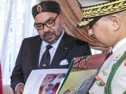 King Mohammed VI Hosts FAR General Inspector