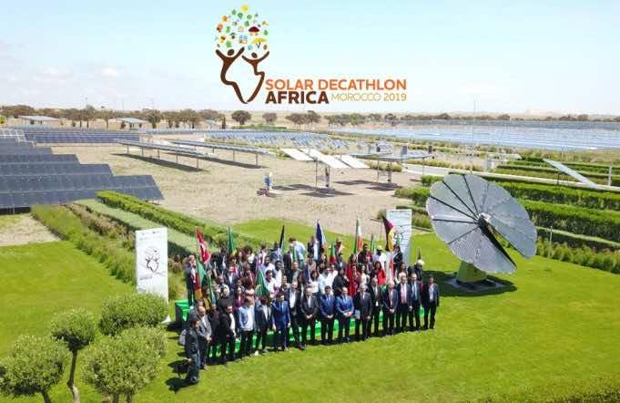 Mohammed VI University Launches 'Solar Decathlon Africa' in Benguerir