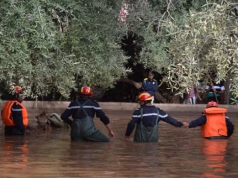 Local Authorities Mobilize Helicopter to Rescue Locals After Taroudant Floods Kill 7