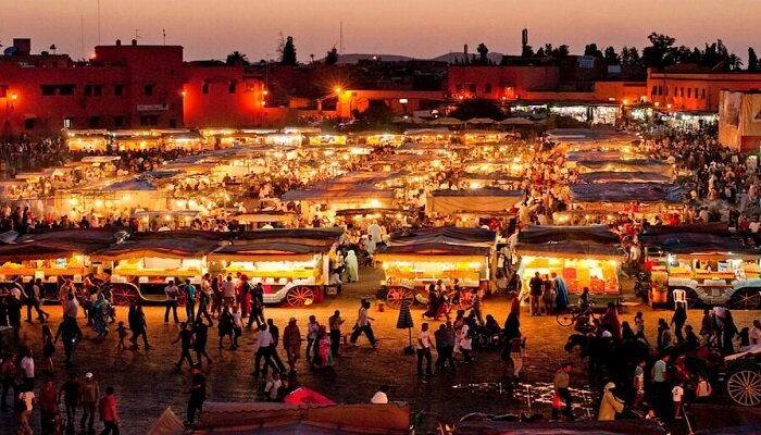 Marrakech 7th Worst Destination for Food Poisoning