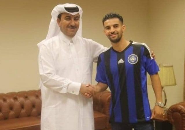 Mbark Boussoufa Joins Qatari Club Al Sailiya on 2-Year-Contract