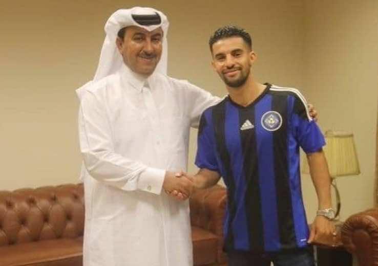 Mbark Boussoufa Joins Qatari Club Al Sailiya on 2-Year-Contract