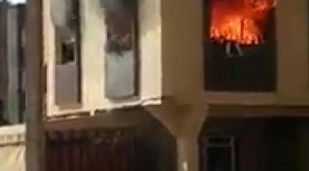 Ministry: Civil Protection Worked Hard to Save the Young Girl From Fire Near Rabat
