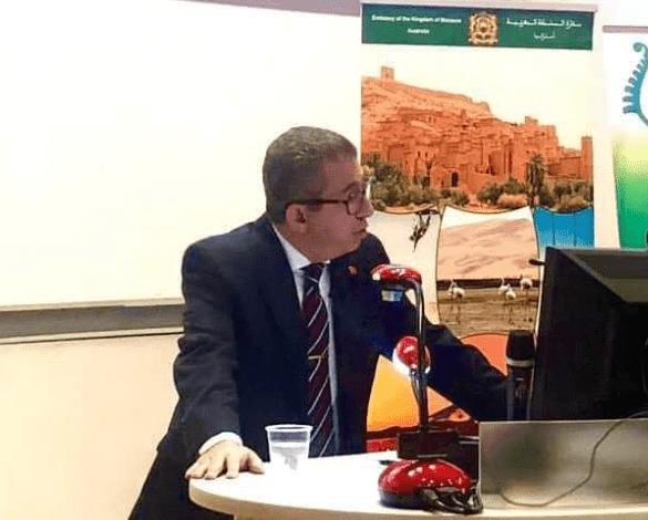 Moroccan Ambassador, Nearly 10,000 Moroccans Live in Australia