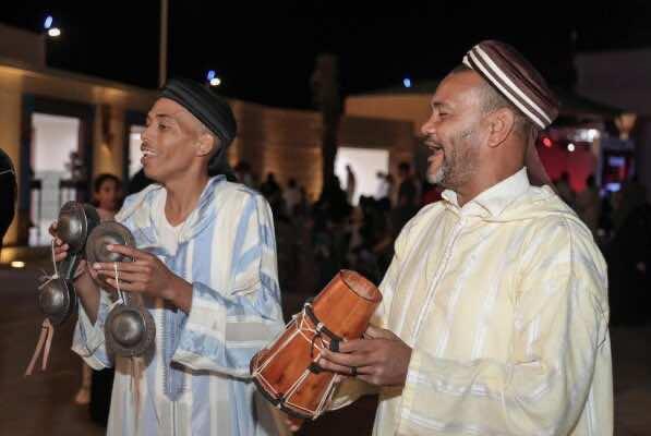 Moroccan Culture on Display in Saudi Arabia's Taif Season