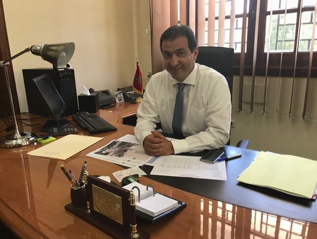Moroccan Immigration Director Discusses Morocco's Policy