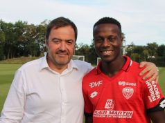 Moroccan International Footballer Hamza Mendyl Joins French Club Dijon FCO