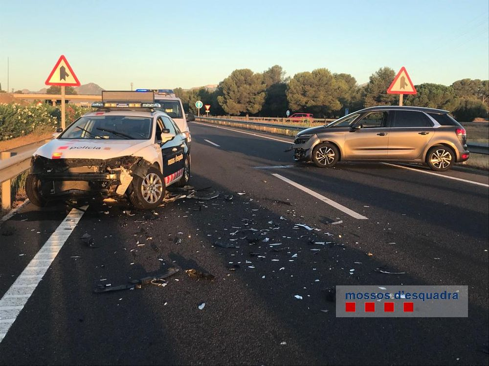 Moroccan National Drives Wrong Way Down Spanish Motorway, Resists Arrest