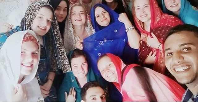 Moroccan Philanthropist Defends Belgian Volunteers