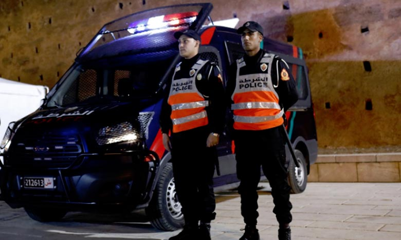 Moroccan Police Arrest 13 Suspects for Human and Drug Trafficking