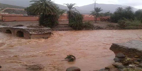 Moroccans Condemn Construction of Football Pitch in Riverbed After Floods Kill Seven
