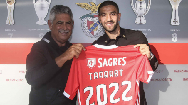 Morocco's Adel Taarabt Renews Contract with Benfica