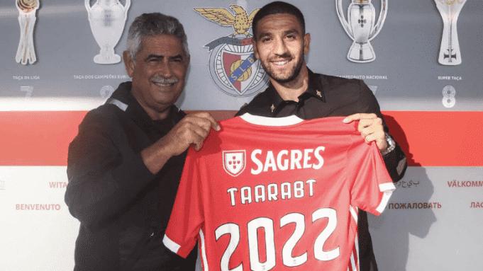 Morocco's Adel Taarabt Renews Contract with Benfica