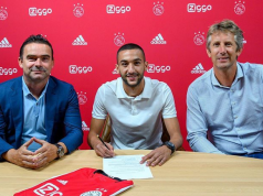 Morocco's Hakim Ziyech Extends Contract with Ajax Amsterdam