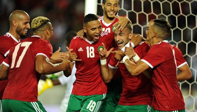 Morocco to Compete in Group I to Qualify for Qatar 2022 World Cup