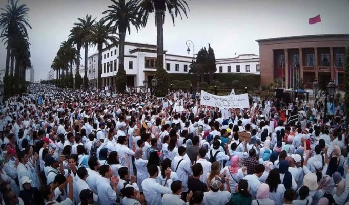 Morocco Government Reaches Deal with Medical Students After 6 Months of Protests